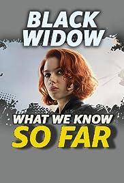 So Far Black Widow Tv Episode 2019 Imdb