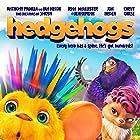 Anthony Padilla, Ian Hecox, and Jenn McAllister in Bobby the Hedgehog (2016)