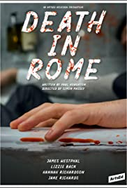 Death in Rome Poster