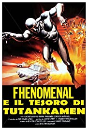 Fenomenal e il tesoro di Tutankamen (1968) Poster - Movie Forum, Cast, Reviews