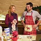Dan Jeannotte and Brooke Burfitt in Christmas in the Highlands (2019)