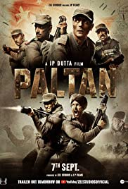Paltan 2018 720p Full Movie Watch online thumbnail