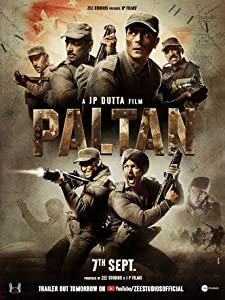 imovie download for free Paltan by Amar Kaushik [SATRip]