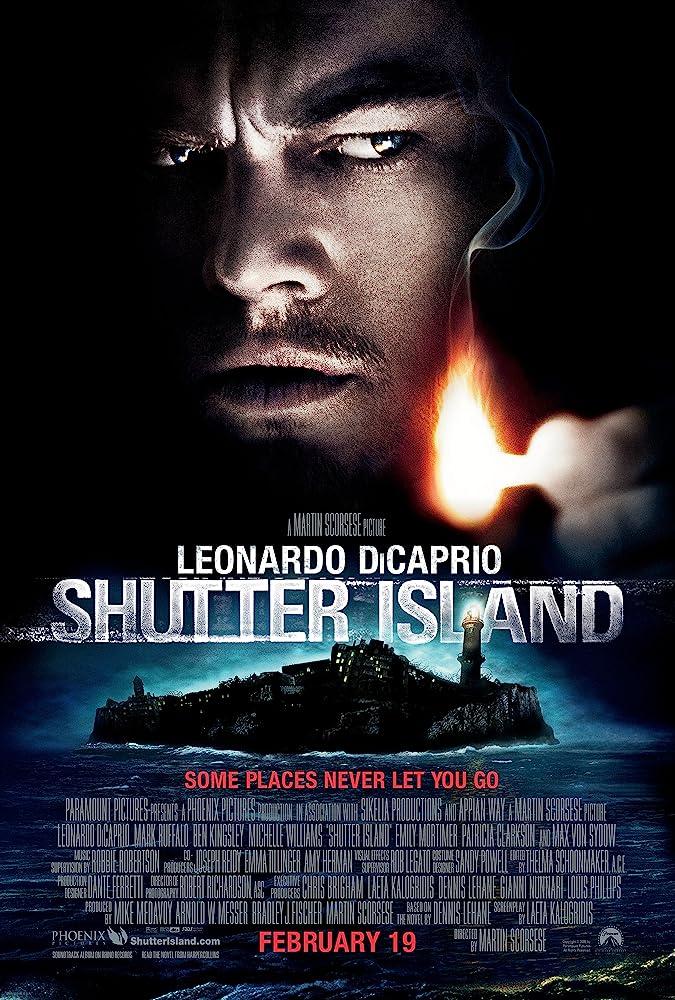შეშლილთა კუნძული / SHUTTER ISLAND