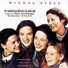 Claire Danes, Winona Ryder, Susan Sarandon, Kirsten Dunst, and Trini Alvarado in Little Women (1994)
