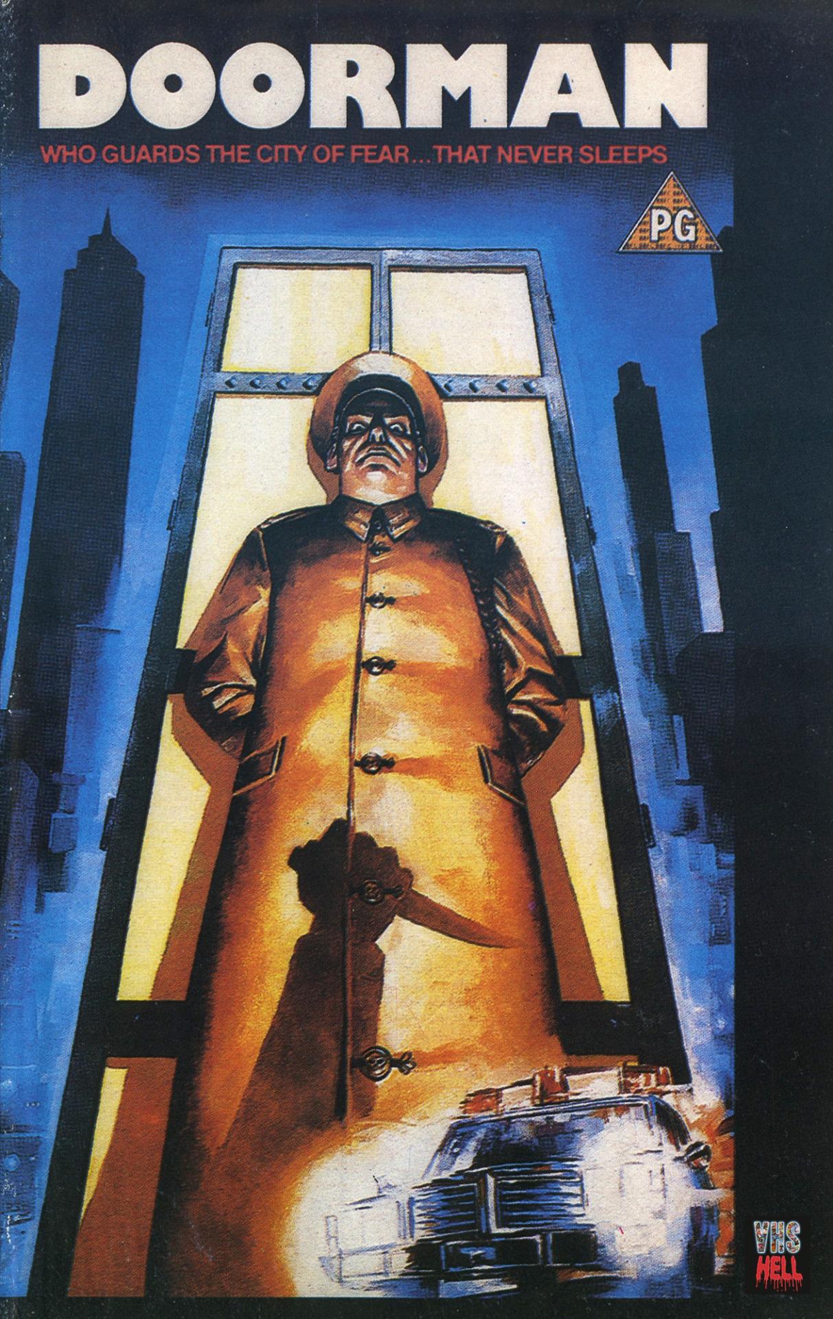 Dead as a Doorman ((1986))