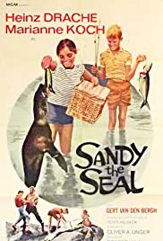 Sandy the Seal Poster