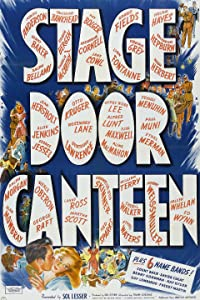 Top downloadable movie sites Stage Door Canteen by Delmer Daves [Quad]
