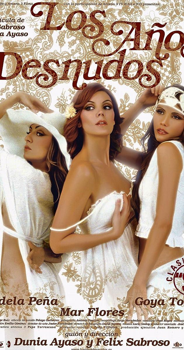 Los Años Desnudos Clasificada S 2008 Full Cast Crew Imdb