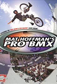 Mat Hoffman's Pro BMX Poster