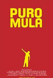Puro Mula Poster