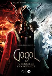 Gogol. A Terrible Vengeance Poster