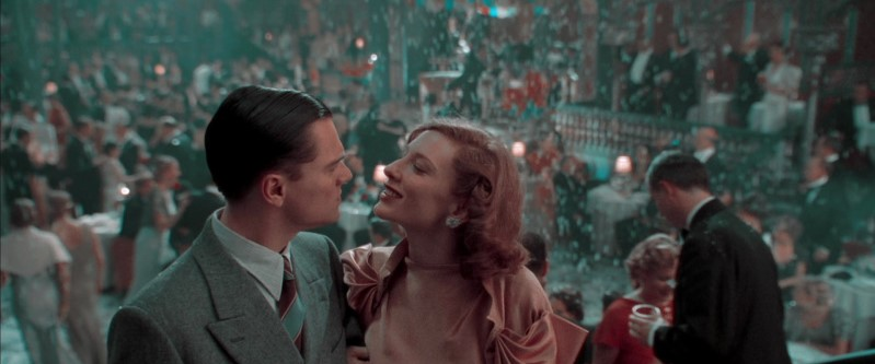 Leonardo DiCaprio and Cate Blanchett in The Aviator 2004