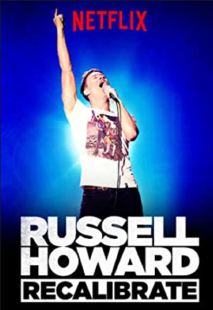 Where to stream Russell Howard: Recalibrate