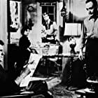 Raymond Pellegrin, Jean Sorel, Maureen Stapleton, and Raf Vallone in Vu du pont (1961)