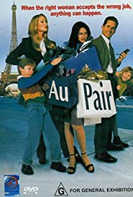 Gregory Harrison, Heidi Lenhart, and Jane Sibbett in Au Pair (1999)