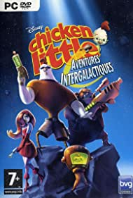 Chicken Little: Ace in Action (2006)