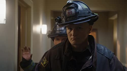 Chicago Fire: A Fed In Fire's Clothing