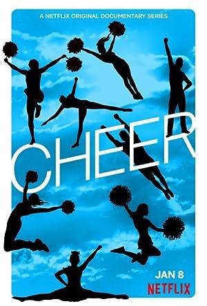 Where to stream Cheer