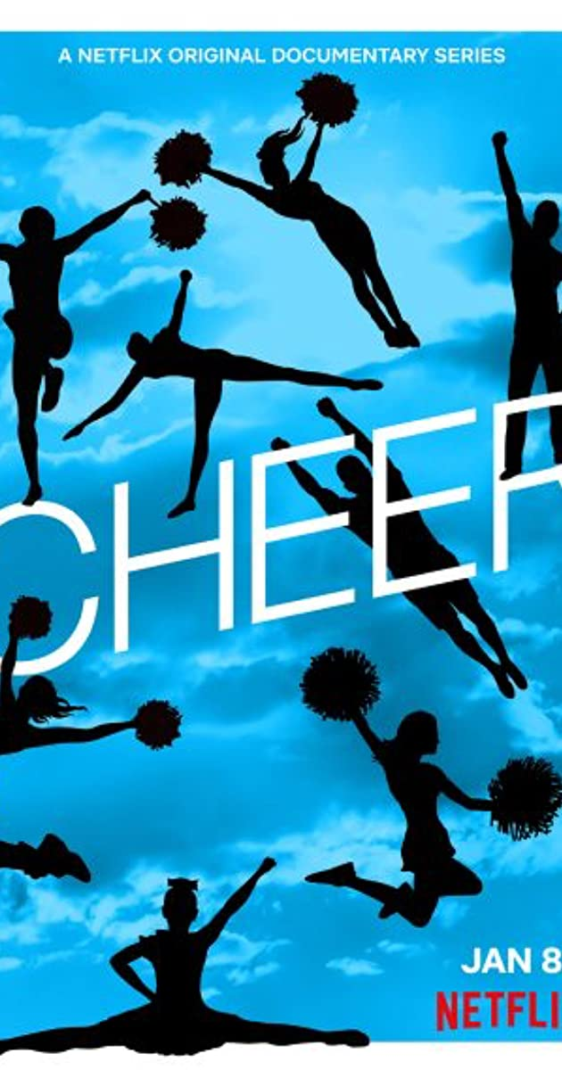 Download Cheer or watch streaming online complete episodes of  Season1 in HD 720p 1080p using torrent