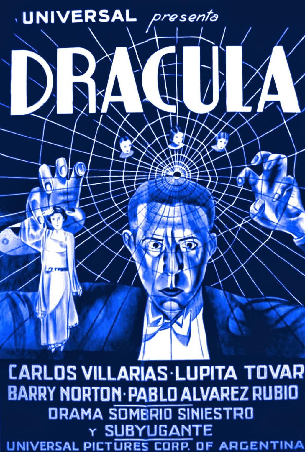 Carlos Villarías in Drácula (1931)