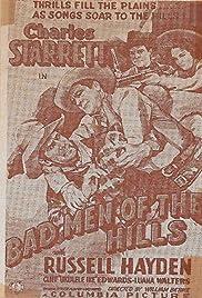 Bad Men of the Hills Poster