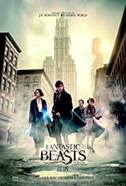 Fantastic Beasts and Where to Find Them: Erumpent Poster
