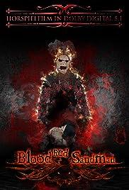 Blood Red Sandman Poster