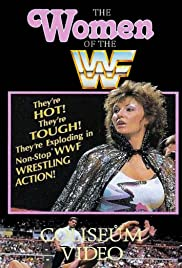 The Women of WWF Poster