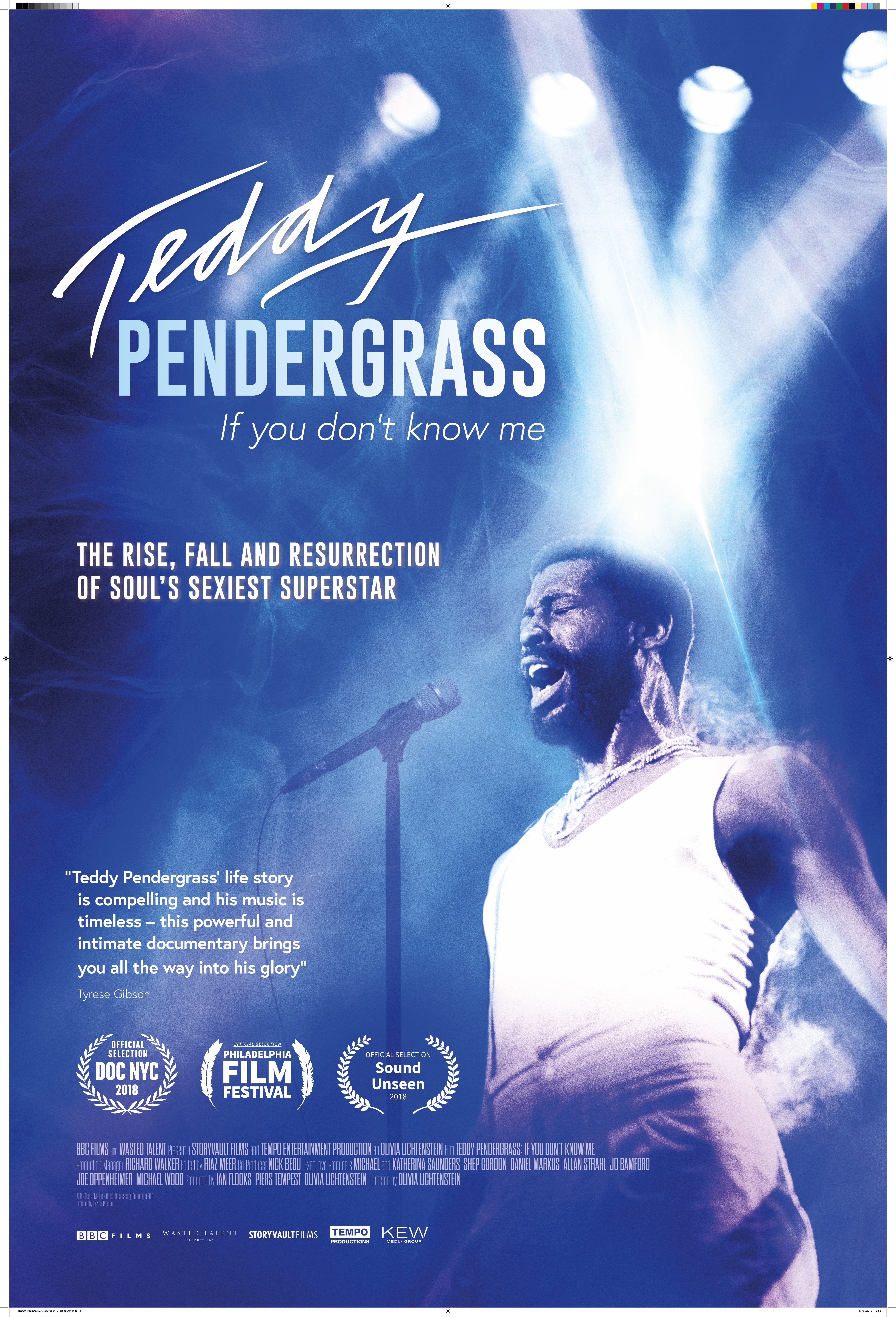 Teddy Pendergrass: If You Don't Know Me (2018) - IMDb