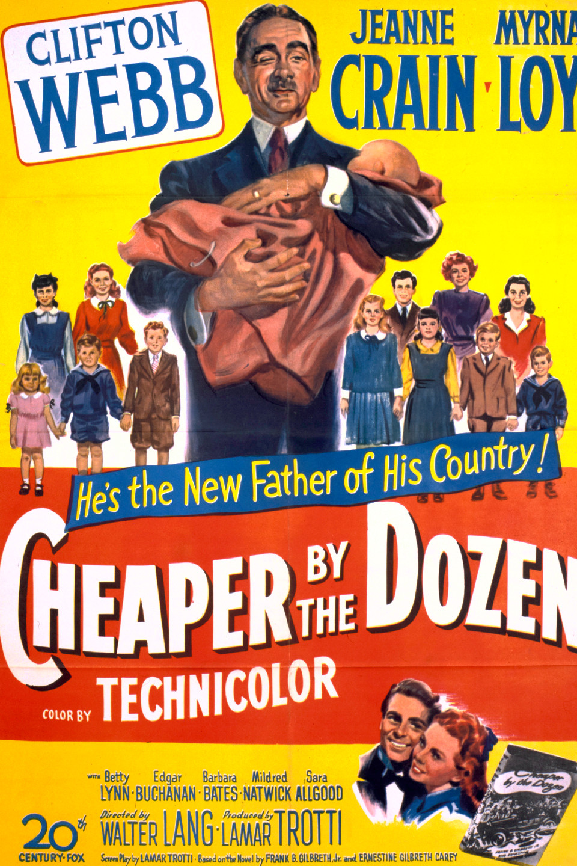 Cheaper by the Dozen (1950) - IMDb on