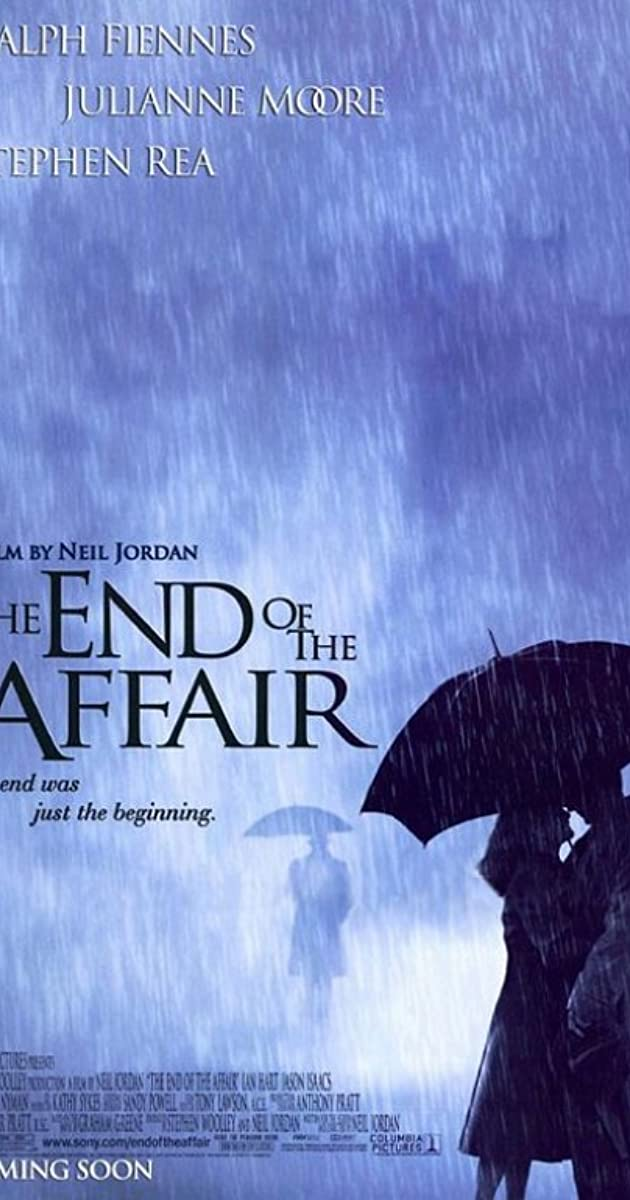 Watch Full HD Movie The End of the Affair (1999)