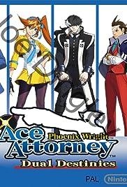 Phoenix Wright: Ace Attorney - Dual Destinies Poster
