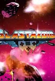 Blastazoid Poster