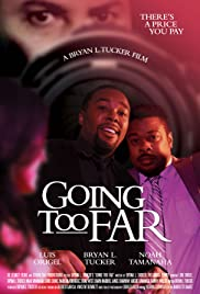 Going Too Far Poster