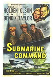 English movie downloads for free Submarine Command by Michael Curtiz [1280x720p]