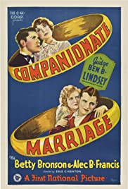 Companionate Marriage Poster