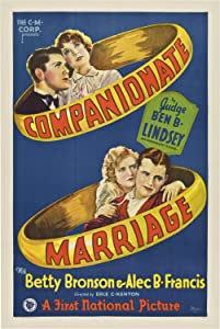 Direct free english movies downloads Companionate Marriage [QHD]