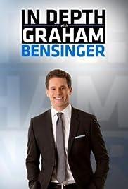 In Depth with Graham Bensinger Poster