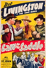 Law of the Saddle Poster