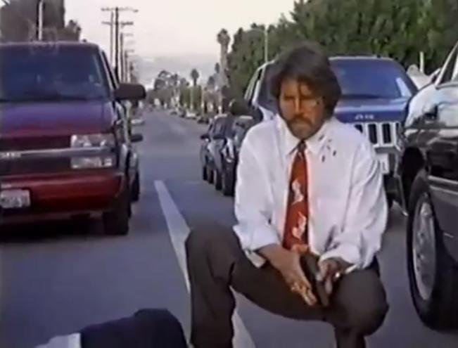 Eric Roberts in C-16: FBI (1997)
