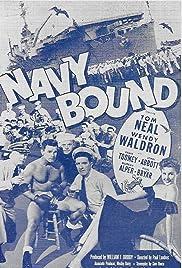 Navy Bound Poster