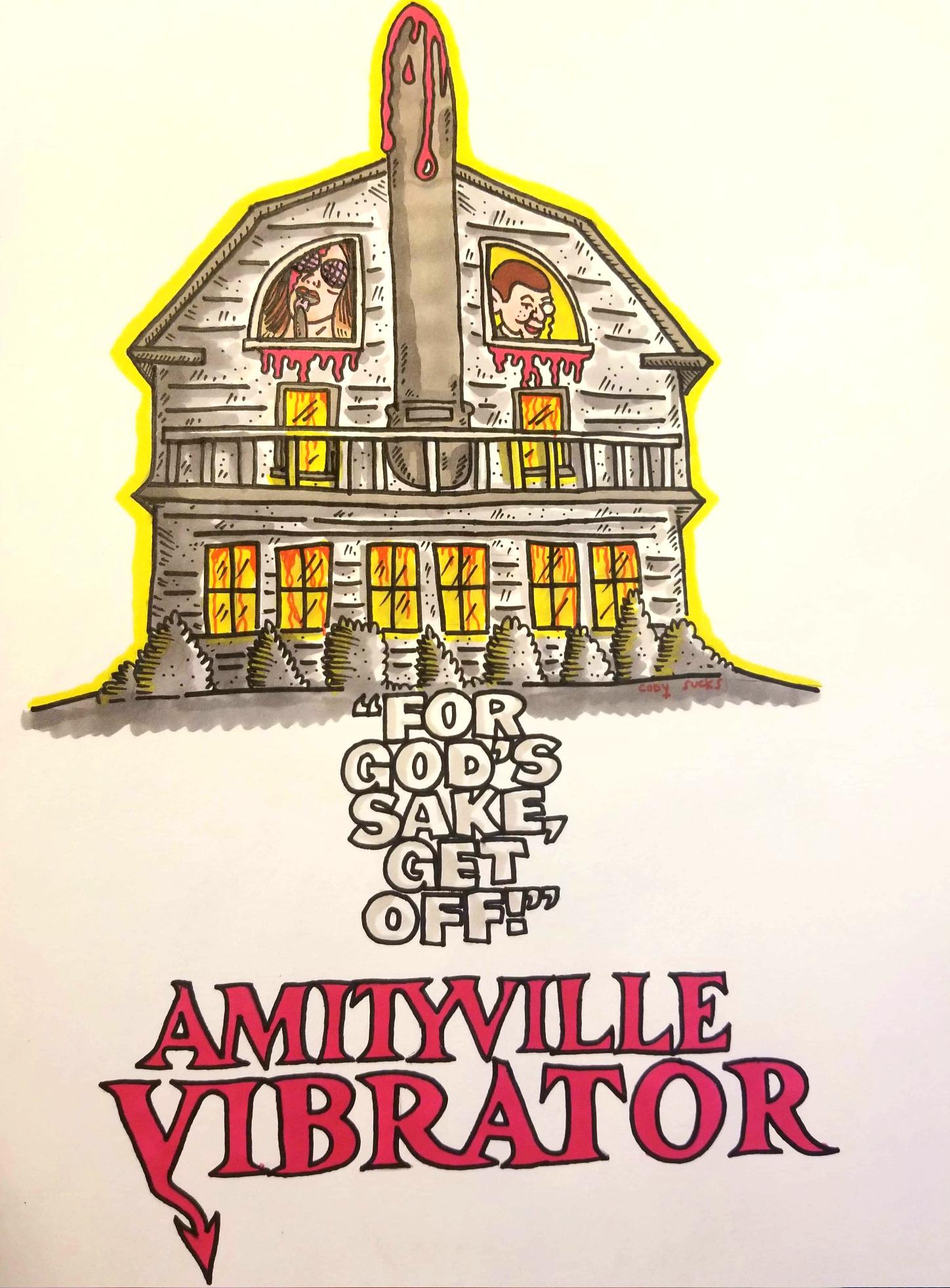 Amityville Vibrator (2020) - IMDb