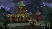Snufkin and the Park Keeper