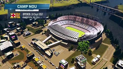 Cities: Skylines: Stadium Content Pack (Uk)