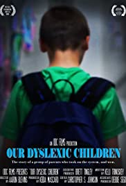 Our Dyslexic Children Poster