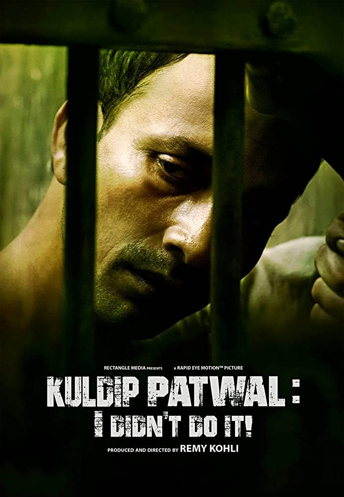 Kuldip Patwal: I Didn't Do It! Movie Poster