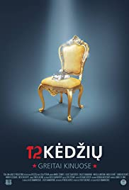 12 Chairs Poster