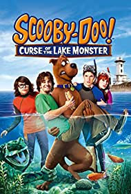 Frank Welker, Robbie Amell, Kate Melton, Nick Palatas, and Hayley Kiyoko in Scooby-Doo! Curse of the Lake Monster (2010)