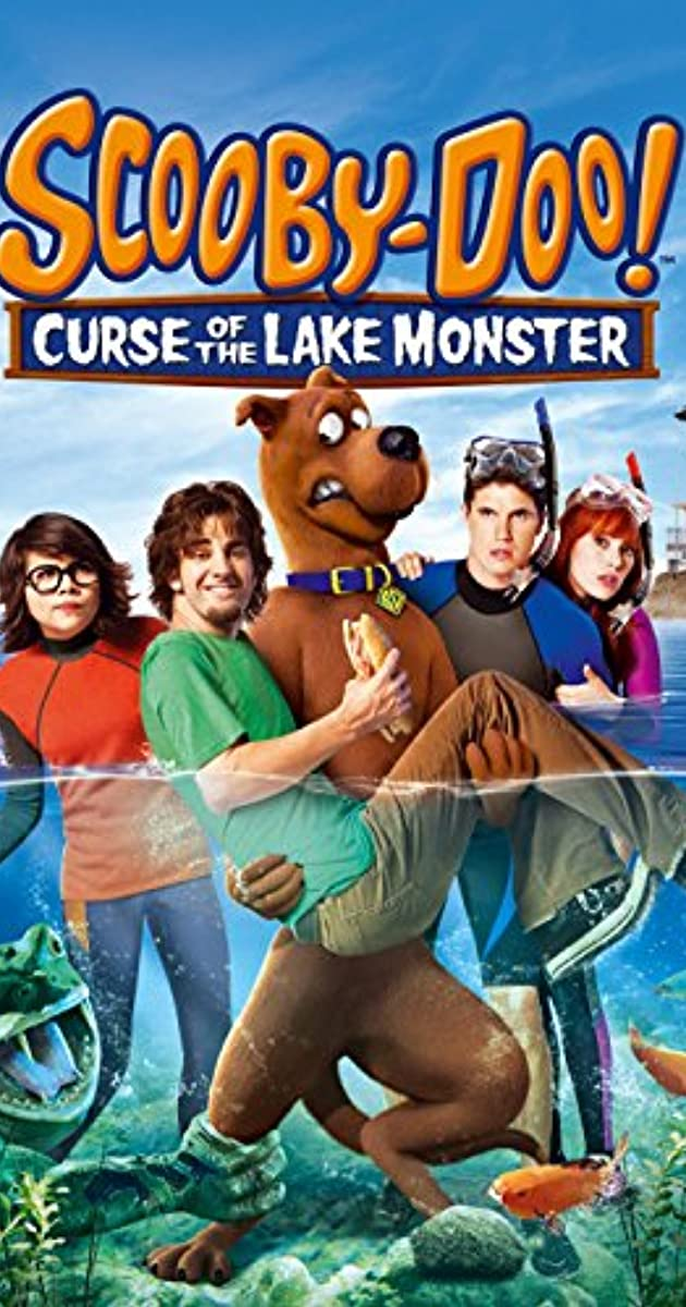 Skūbis-Dū! Ežero pabaisos prakeiksmas / Scooby-Doo! Curse of the Lake Monster (2010) Online